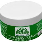 Bulk Sac Valley CBD Full Spectrum Topical Salve 1000mg 2oz