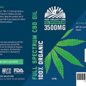 Full Spectrum CBD Softgels 1500MG